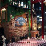 Innenansicht Restaurant KOS HOUSE in Berlin
