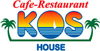 KOS HOUSE Logo des Restaurants