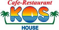KOS HOUSE Logo des Restaurants